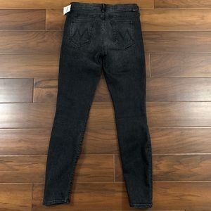 MOTHER Jeans - NWOT Mother Night Hawk The Looker Skinny Jeans